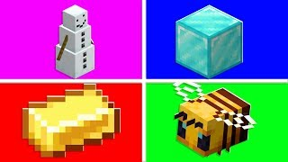 Minecraft - 4-Player Minecraft Hilarious SHORT Minigames   JeromeASF