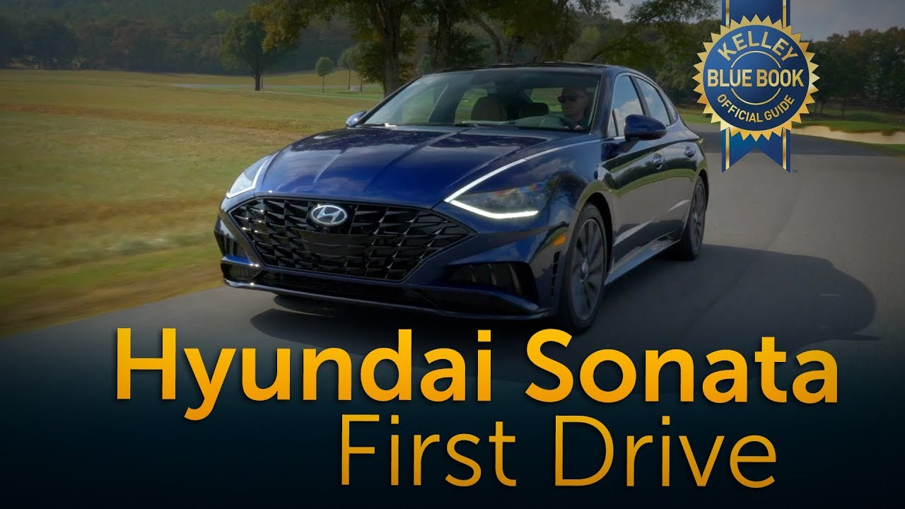 2020 Hyundai Sonata Review.2020 Hyundai Sonata First Drive