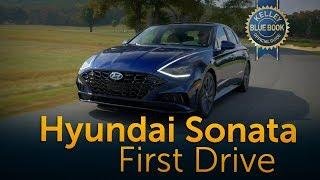 2020 Hyundai Sonata – First Drive