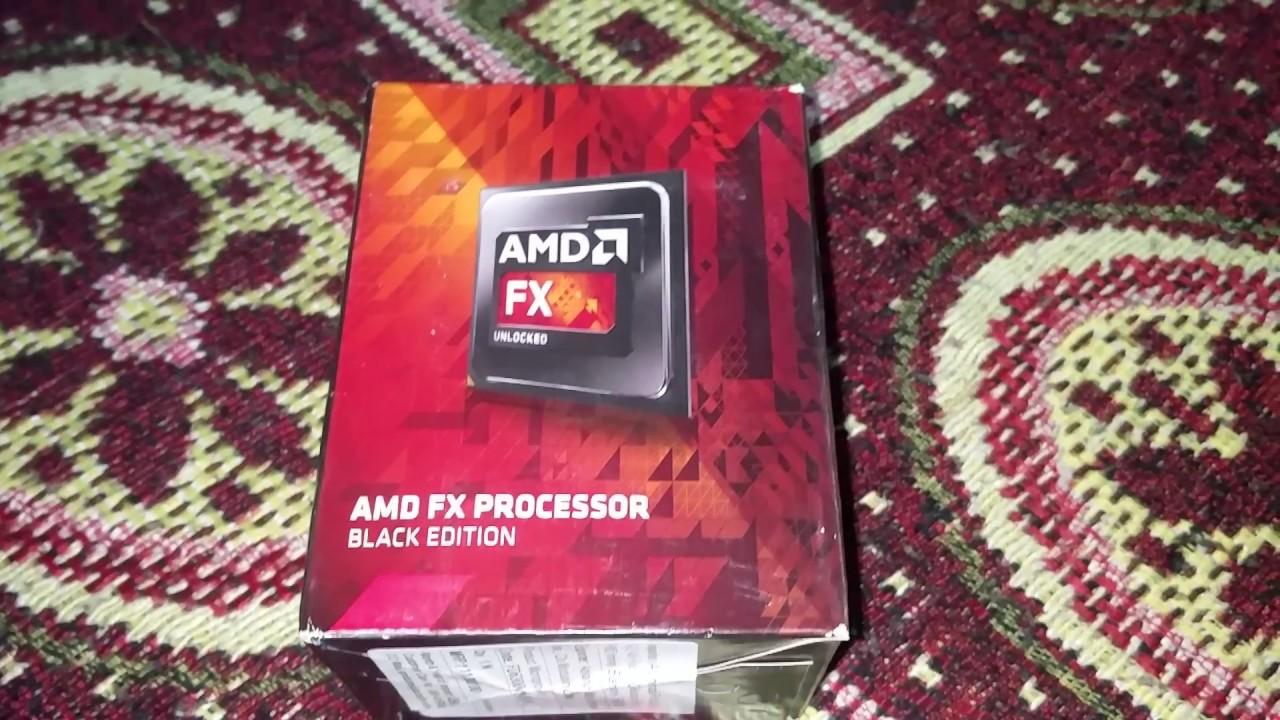 Amd Fx 6300 3 5ghz 4 1ghz Turbo Socket Am3 95w 6 Core Desktop