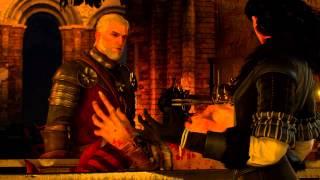 Ведьмак 3 Дикая Охота - Уродец  Испытание травами