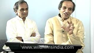 Life is like a chewing gum: composer brothers Kalyanji - Anandji thumbnail