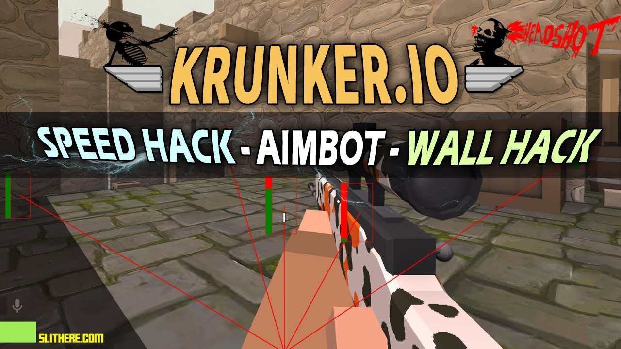 Krunker io Aimbot and Speed Hack - Krunker io Guide & Play