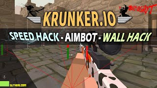 KRUNKER.IO AIM BOT MOD (GODMODE+SPEED+UNLIMITED AMMO) Free Download