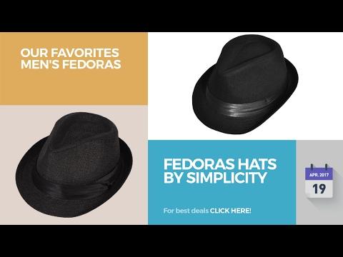 dde5b0b2e9fc05 Top Sport Unisex Women Men Short Brim Structured Gangster Manhattan Trilby Fedora  Hat Complete Overview for June 2019 :: ReviewFinch