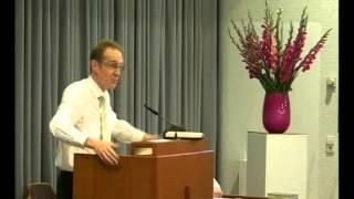 """20.07.2014, Andreas Schäfer: Psalmsonntag """"Meine Seele ist stille zu Gott, der mir hilft"""""""