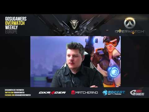 REUNITED vs TEAM WE ► GOSUGAMERS OVERWATCH WEEKLY EUROPE #5