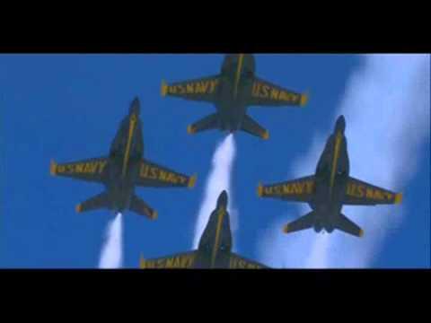 Blue Angel Stunts / Boston Cool The Engines