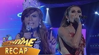 It's Showtime Recap: Miss Q&A contestants' witty answers in Beklamation - Week 11