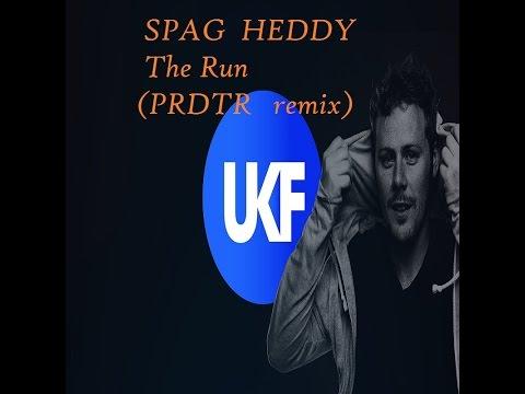 Spag Heddy - The Run(PRDTR Remix)(FL STUDIO 12 Dubstep)