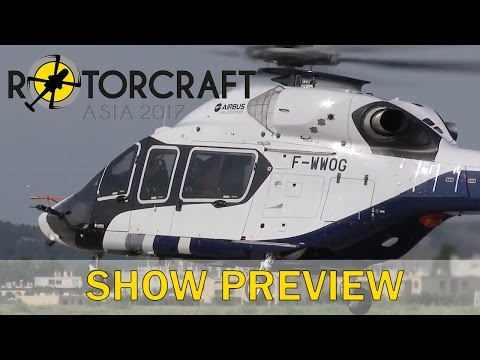 Rotorcraft Asia 2017 Show Preview