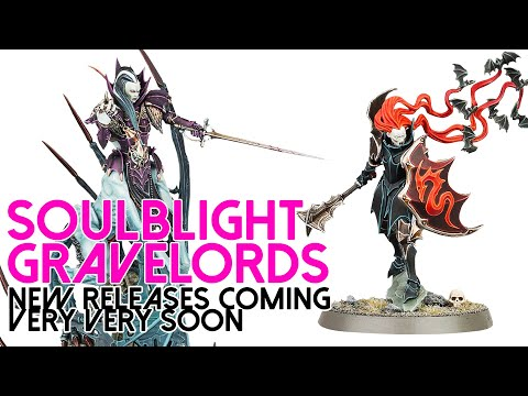 Soulblight Gravelords coming this weekend - skeletons and Deadwalker zombies for Age of Sigmar |