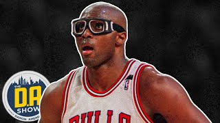 Horace Grant is right about the Last Dance being one-sided I D.A. on CBS