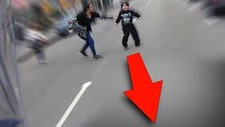 5 schockierende Ausraster mit Kamera aufgenommen