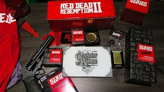 ULTIMATE RED DEAD REDEMPTION 2 UNBOXING