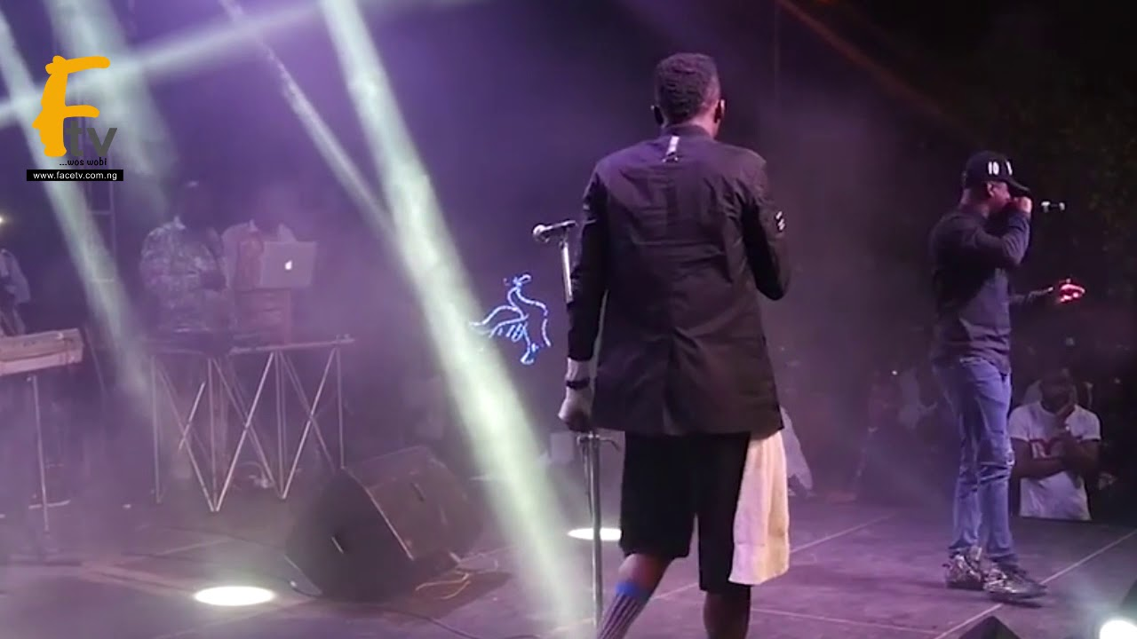 Download AKPORORO AND OTHER  FACES E MONEY ON STAGE
