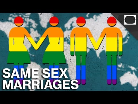 Which Countries Allow Same-Sex Marriage?