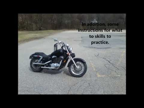 How to obtain a NH motorcycle license/ Test info
