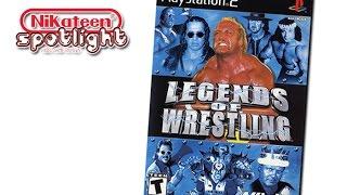 SVGR - Legends of Wrestling (PS2)
