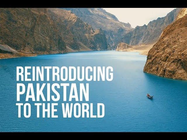 Arz-e-Pakistan: Reintroducing Pakistan to the world