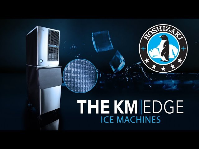 Welcome to the Edge | Hoshizaki's KMEdge Ice Machine Design