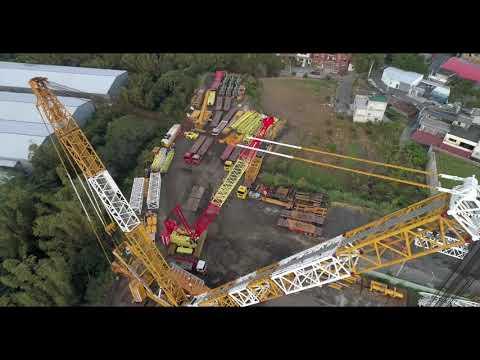 啟德機械起重工程TEREX-DEMAG CC8800