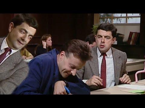 Mr Bean's EXAM | Mr Bean Full Episodes | Mr Bean Official