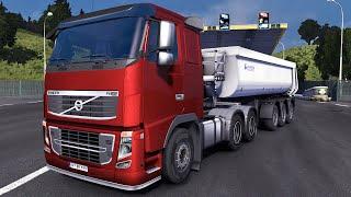 Euro Truck Simulator 2 - Gráficos Reais