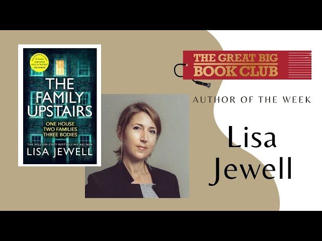 Author of the Week: Lisa Jewell
