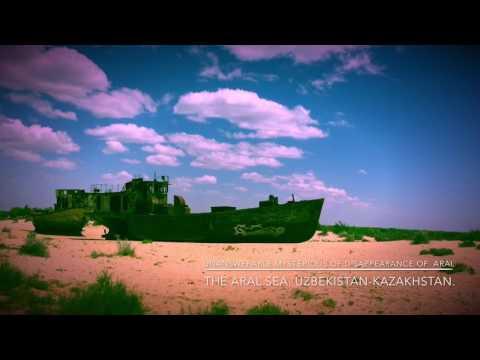 The Aral Sea, Uzbekistan -  Travel with H