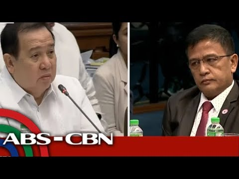 ANC Live: Senate resumes hearing on illegal drug shipment from China