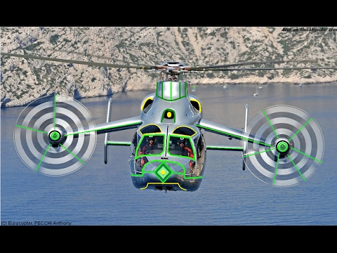 6 Fastest Helicopter in the World