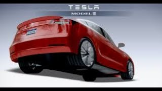 Model 3 tesla below $200 u.s. lease? 10 year battery life. video