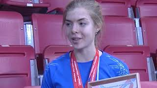 Мария Головина прославила Губкин на Первенстве России по лёгкой атлетике
