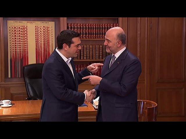 """Греция: продолжение """"жёсткой экономии"""" в обмен на новые кредиты"""