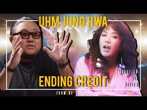 Producer Reacts to Uhm Jung Hwa Ending Credit