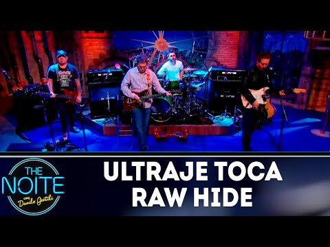 "Ultraje a Rigor toca ""Rawhide"" | The Noite (14/08/18)"