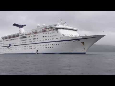 Nicholas discovers Cruise & Maritime Voyages Magellan