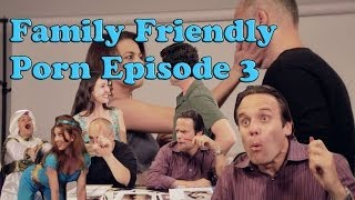 Family Friendly Porn Episode 3: Casting Couch