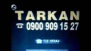0900'lü hatların Tarkan'lı reklamı