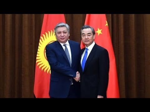 China to enhance cooperation with Kyrgyzstan