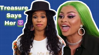 Treasure Addresses 'The Real Blac Chyna' + What Happened