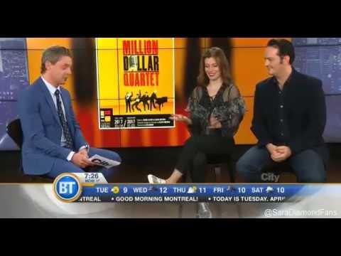BT Montreal Interview – Sara Diamond & Sky Seals (Million Dollar Quartet)