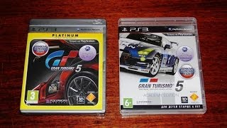 Gran Turismo 5 Academy Edition - игра для Sony PS3