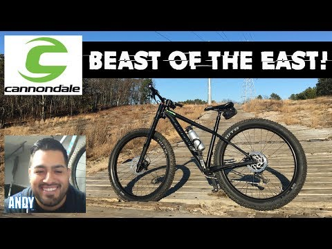 Cannondale Beast of the East   Bike Check