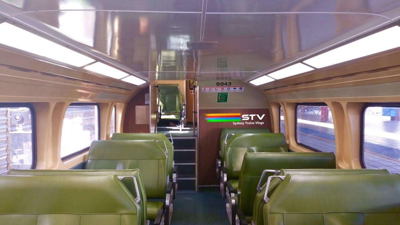 sydney trains vlog 818 inside a v set dct car youtube. Black Bedroom Furniture Sets. Home Design Ideas