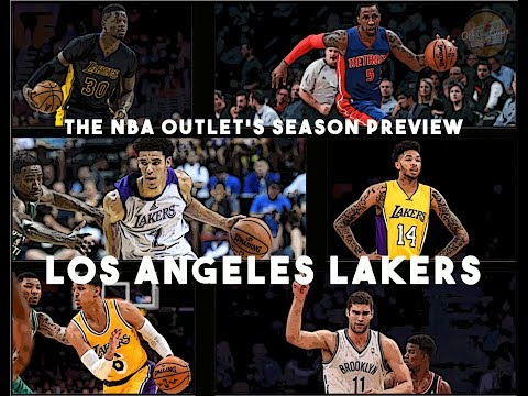 THE NBA OUTLET PREVIEW SERIES: LOS ANGELES LAKERS