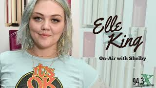Elle King Debuts New Song 'Shame' on 94.3 The X