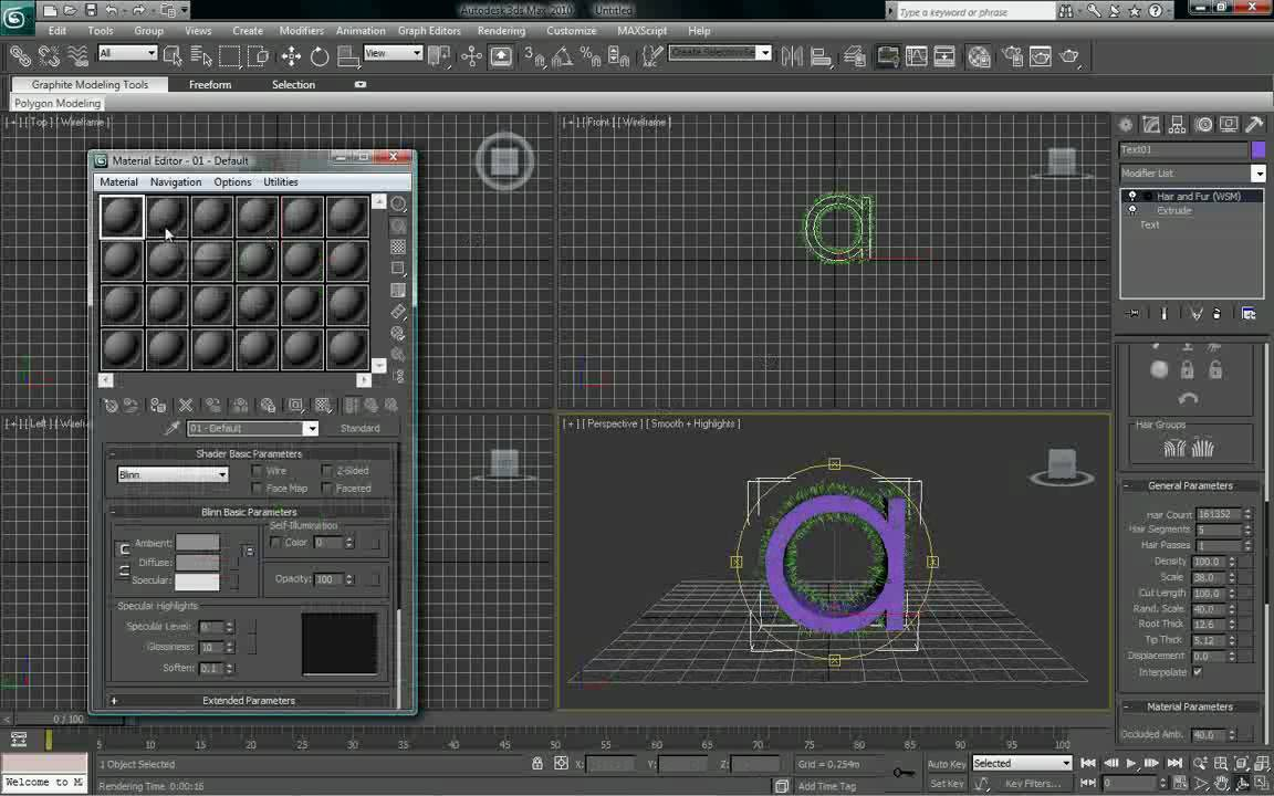 Tutorial para crear pasto en 3ds max youtube for Programas de arquitectura 3d