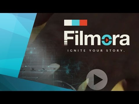 BEST VIDEO EDITING SOFTWARE FOR BEGINNERS? QUICK FILMORA TUTORIAL